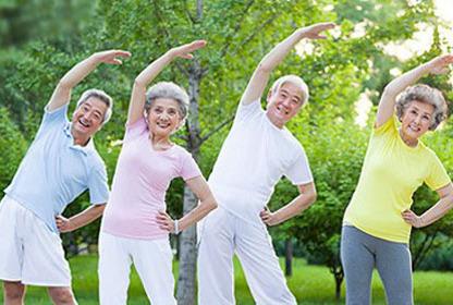 有慢性病的老人,宜做哪些运动?