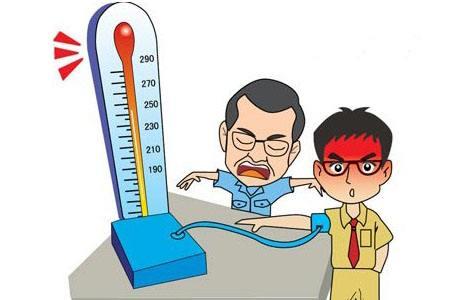 深圳每5个成年人有1人患高血压