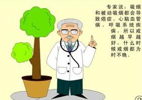 《中国公民健康素养66条》第六条