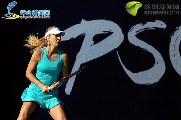 坪山网球公开赛